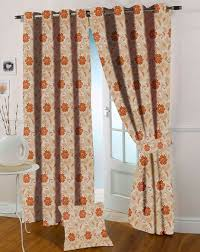 Jacquard Curtain Online Curtains India Ready Made Curtains Online India