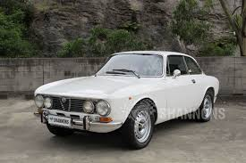 alfa romeo gtv sold alfa romeo gtv 2000 coupe auctions lot 4 shannons