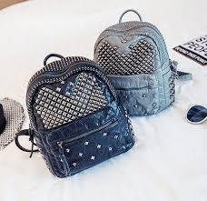 designer rucksack damen die besten 25 rucksack mit nieten ideen auf