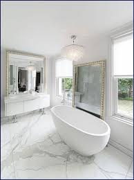Modern White Bathroom Ideas Bathroom Flooring Modern Marble Bathroom Designs Ideas White