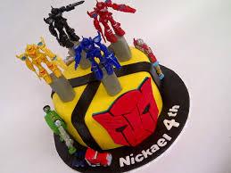 transformers cakes transformer verozcakery