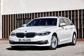 bmw 5 series touring 2017 running costs parkers