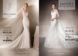 empire du mariage guide jour j empire du mariage couture robe de mariee