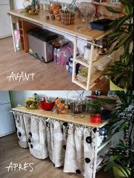 rideau meuble cuisine meuble a rideau cuisine ikea maison design bahbe com