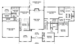 house plans with apartment attached 4 bedroom house plans with inlaw suite designs ideashouse attached