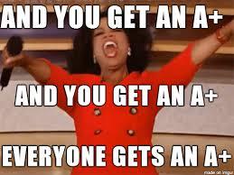 Oprah Meme You Get A - meme i think i like my new geometry honors teacher teenagers