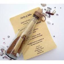 wedding invitations in a bottle message in a bottle wedding invitations template best template