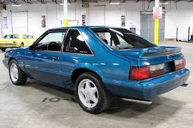 1993 mustang hatchback for sale 1993 ford mustang lx post mcg social myclassicgarage