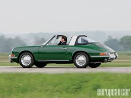 1967 porsche 911 targa european car magazine