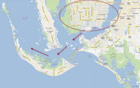 Map Of Cape Coral Fl Is Cape Coral The Best Place For Water Access To Gulf Fort Myers