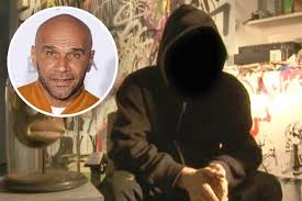 who is banksy identity revealed as attack s 3d by goldie