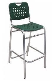 Bar Stool With Arms And Back Outdoor Aluminum Bar Stools Commercial Grade Aluminum Stools For