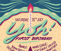 22 wonderful and well designed birthday invitations blog of