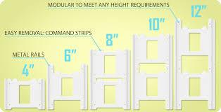 threadstax magnetically organizes your closet by scott kosmach