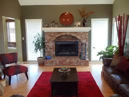Formal Living Room Designs by Living Room Red Brick Fireplace Decor Formal Living Room