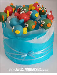 fish cake pops ideas cake pops cake design and cookies