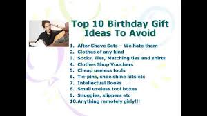 great birthday gifts for him