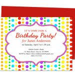 birthday invitation email template birthday invitation email
