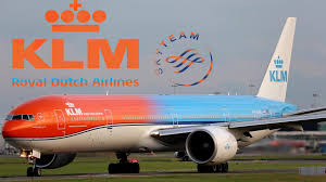 orange pride best livery on a b777 by klm youtube