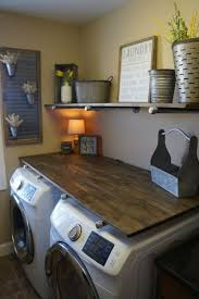 Decorating Laundry Room Walls by Laundry Room Wall Shelves 130 Nice Decorating With Best Ideas