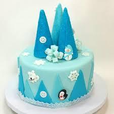 Frozen Flakes Fondant Cake Decorating Kit Ella Vanilla