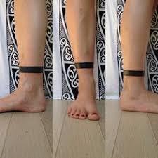 tribal ankle band tatoos band