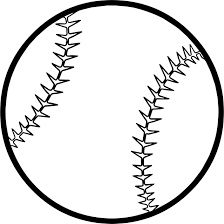 baseball ball coloring page wecoloringpage
