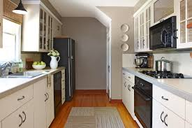 color kitchen cabinets with black appliances our favorite budget kitchen remodeling ideas 2 000