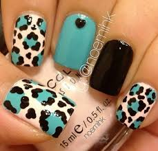 Nail Designs Cheetah Cheetah Print Nail Designs Cheetah Print Nail Pictures Of