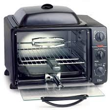 What To Use A Toaster Oven For Elite Pro 23 Liter Toaster Oven With Rotisserie U0026 Grill Griddle