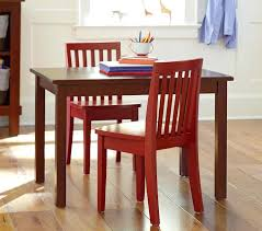 childrens table and 2 chairs kid table and chair wood tables and wooden chair at daycare
