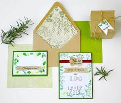Christmas Wedding Invitations Diy Winter Wedding Invitations U0026 Thank You Cards Fiskars