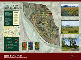 Map Of Nashville Tn Toward Simple Trail Review Bells Bend Park Nashville Tn