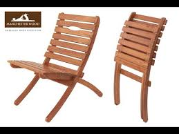 folding chair wood folding chairs metal and wood youtube