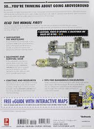 fallout 4 vault dweller u0027s survival guide prima official game