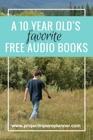 year books free a 10 year s favorite free audio books project inspire
