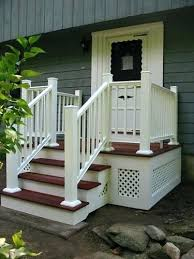 Wooden Front Stairs Design Ideas Front Porch Step Ideas Architecture Front Steps Wooden Front Porch