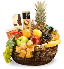 food baskets premium basket food fruit baskets a deluxe gourmet bask