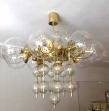 Czech Crystal Chandeliers Large Czech Brass U0026 Crystal Chandelier 1960s For Sale At Pamono