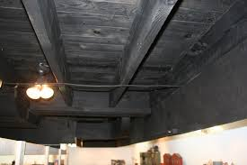 Black Ceiling Basement by Atlas Model Railroad Co Finally Fascia