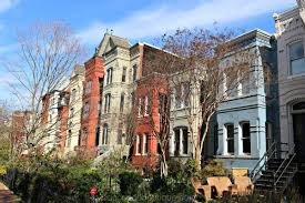 capitol hill row houses washington dc real estate townhomes