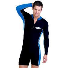 Sun Protective Cycling Clothing Amazon Com Stingray Long Sleeve Rash Guard Surf Swim Suit For Men