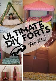 Backyard Forts For Kids Best 25 Forts For Kids Ideas On Pinterest Kids Clubhouse Play