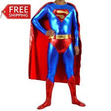 Superman Halloween Costumes Adults Aliexpress Buy Superman Costume Halloween Costumes