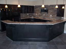 Basement Wrap by Interior Basement Corner Wet Bar Ideas Contemporary Compact