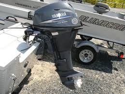 new 2007 yamaha f20elr 4 stroke 20hp remote outboard electric