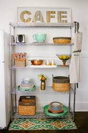 storage display ideas for small spaces haute the rack