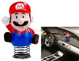 mario car dashboard ornament er1750x