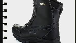 new mens gents black karrimor spike waterproof hiking walking