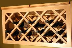 how to build a wine rack in a kitchen cabinet kitchen cabinet wine